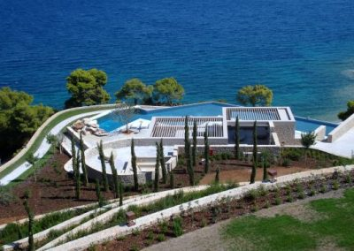 Vacation Residence in Porto Heli – Consultancy Services