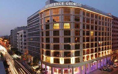 Residence Georgio Hotel, Αθήνα