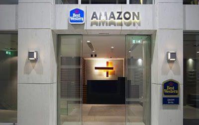 Amazon, Οδός Μητροπόλεως-Αθήνα