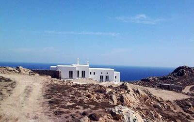 Residences in Mykonos – Consultancy Services