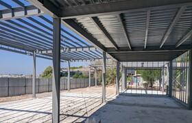 Construction of a multi-purpose venue in the tourist complex Asteria Glyfada